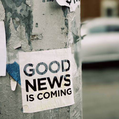 Good News: Fokus auf das