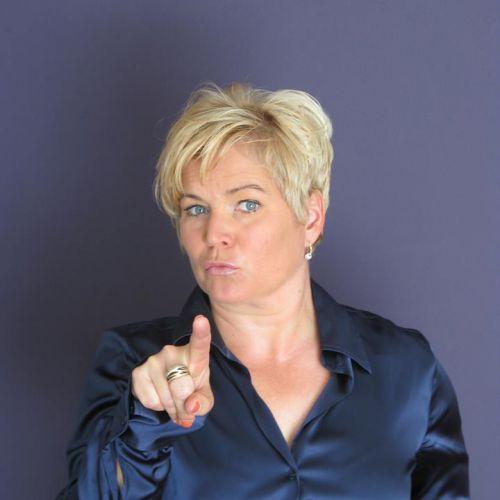 Katja Schleicher bringt Kommunikation auf den Punkt