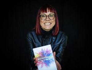 Pressefoto, Autorin Simone Gerwers, Mutausbruch - Das Ende der Angstkultur, Midas Verlag 03 - 2021